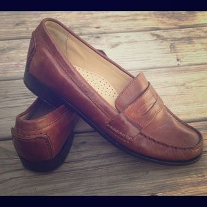 SOLD Cole Haan Classic penny loafers 7.5